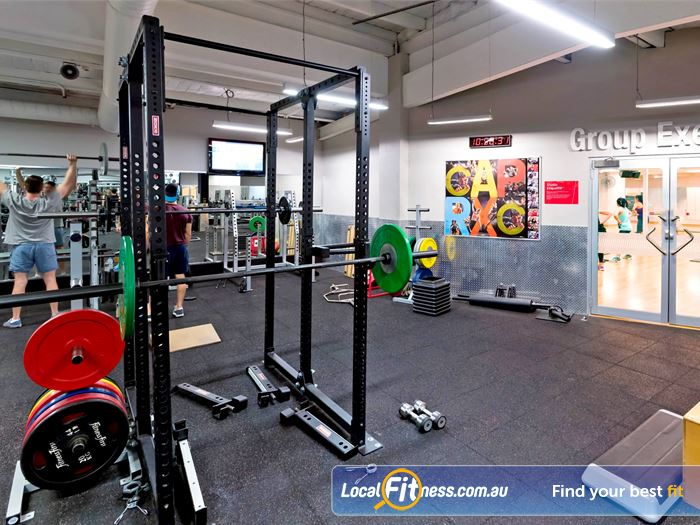 Fitness first chatswood