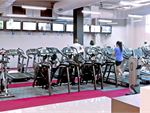 Fitness First Newtown Gym Fitness Rows of state of the art