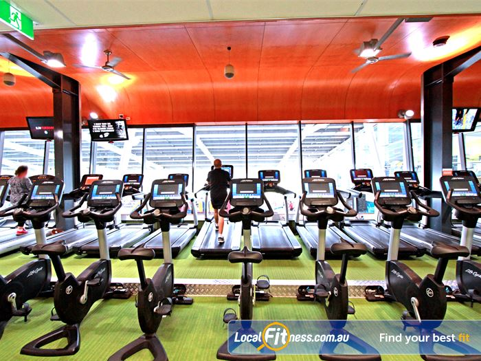 Casey RACE Gym Cranbourne  | Welcome to our stunning Cranbourne gym at Casey