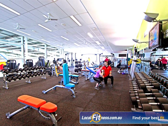 Casey RACE Gym Karingal  | Our Cranbourne gym is fully equipped for all