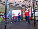 Casey RACE Junction Village Gym Fitness Our Adrenaline HIT classes are