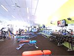 Our Cranbourne gym includes a fully equipped free-weights