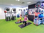 Casey RACE Cranbourne Gym Fitness The dedicated ab and stretching