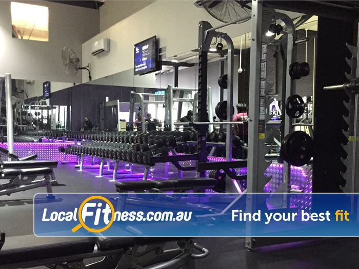 Anytime Fitness Gym Mulgrave  | Our Mount Waverley gym includes a fully equipped