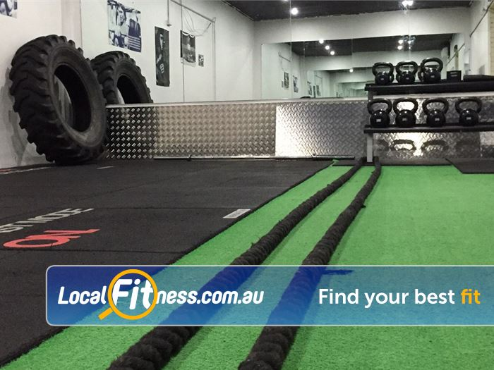 Anytime Fitness Gym Ashburton  | Get functional in our functional training zone.