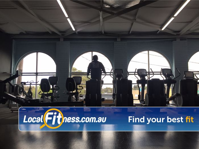 Anytime Fitness Mount Waverley Gym Fitness The cardio area provides