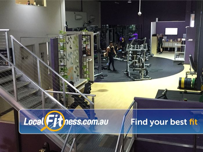 Anytime Fitness Notting Hill Gym Fitness The multi-level Mount Waverley
