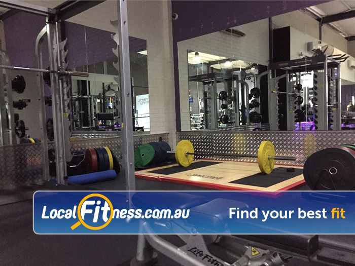 Anytime Fitness Oakleigh East Gym Fitness Get into strength training with