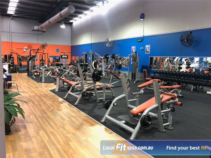 Plus Fitness Health Clubs Gym Seven Hills  | Welcome to Australia's Friendliest 24 hour gym in