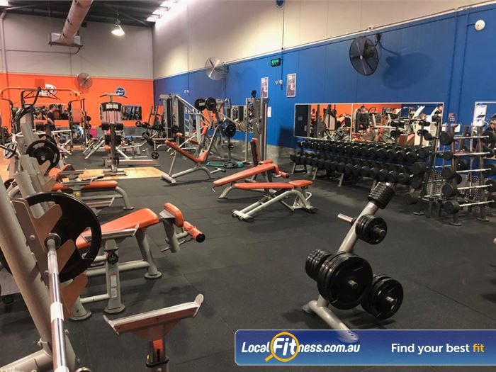 Plus Fitness Health Clubs Gym Annangrove  | State of the art Seven Hills gym access