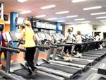Re-Creation Health Clubs Airport West Gym CardioMultiple treadmills means NO