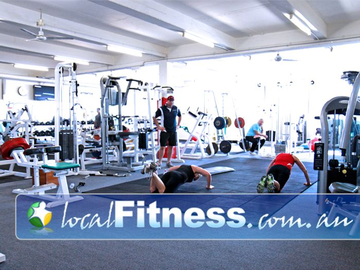 Re-Creation Health Clubs Gym Niddrie  | Functional training at Re-Creation Essendon.