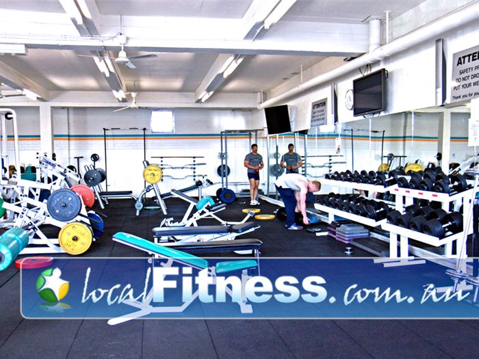 Re-Creation Health Clubs Strathmore Gym Fitness Our Essendon gym free-weights
