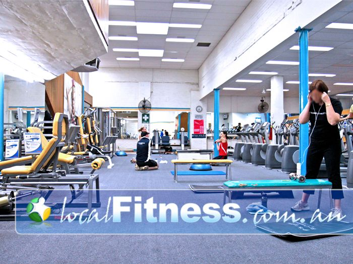 Re-Creation Health Clubs Niddrie Gym Fitness Enjoy a time-efficient workout