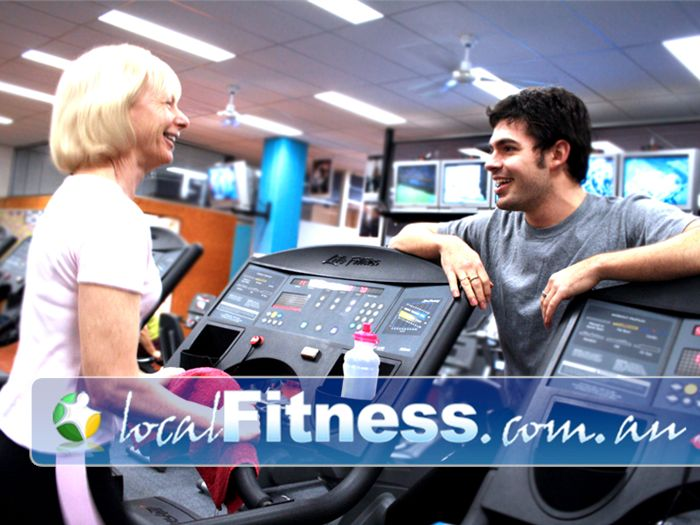 Re-Creation Health Clubs Niddrie Gym Fitness Essendon personal trainers are