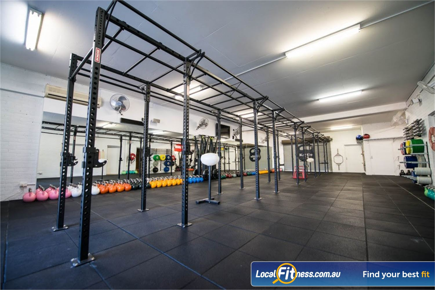 KettleFit Ascot Vale Travancore KettleFit specialises in Kettlebell, HIIT and functional training.