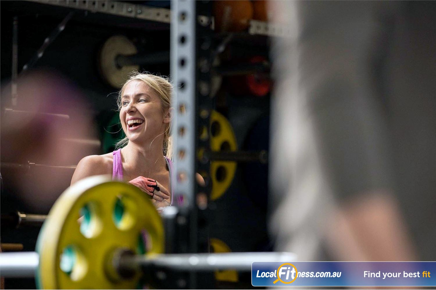 KettleFit Ascot Vale Near Parkville Our Ascot Vale gym classes are fun, high energy and challenging.