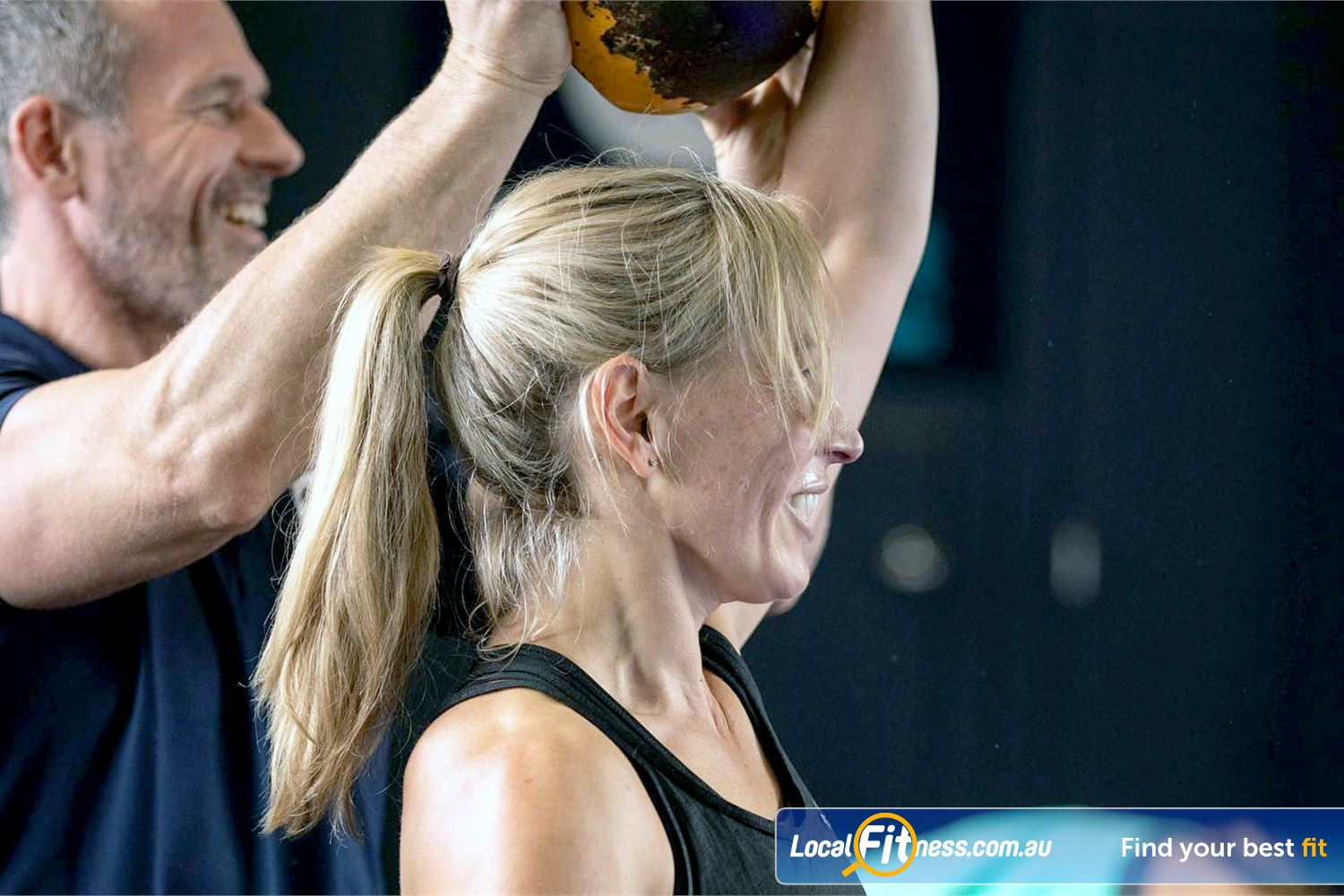 KettleFit Ascot Vale Near Brunswick West All our classes are monitored by our experienced Ascot Vale personal training team.