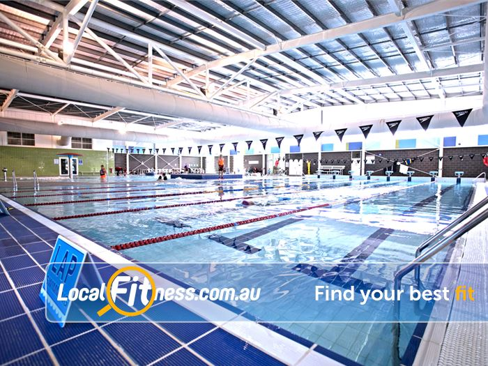 Barossa Aquatic and Fitness Gym Tanunda  | The aquatic area boasts a large 8 lane