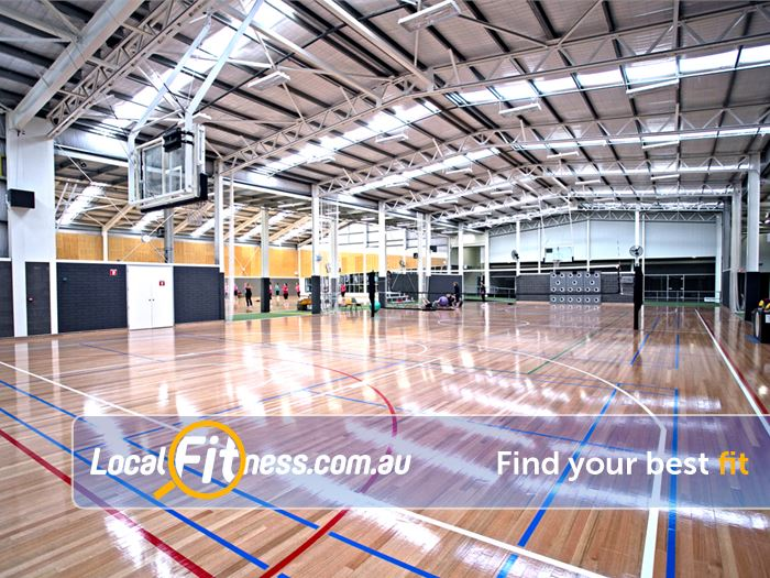 Barossa Aquatic and Fitness Gym Tanunda  | Multi-sport stadium for basketball, netball, volleyball and soccer.