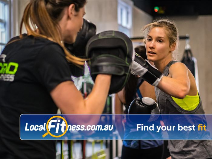 12 Round Fitness Gym Parkhurst  | Expert trainers will be there every step of
