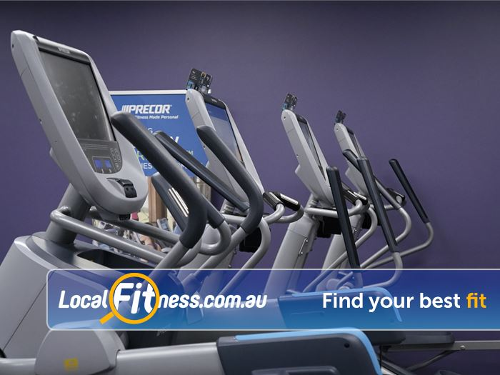 Anytime Fitness Wheelers Hill Gym Fitness Vary your cardio with our wide