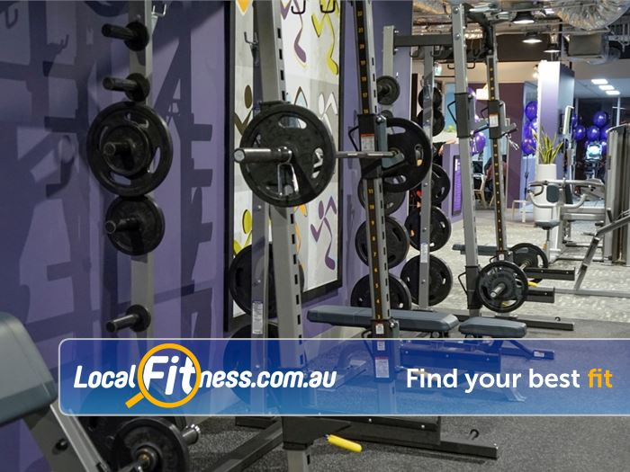 Anytime Fitness Burwood East Gym Fitness Our Glen Waverley gym includes
