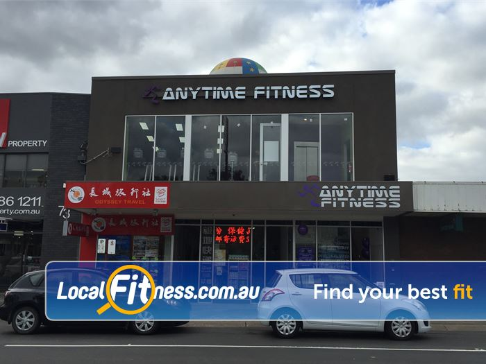 Anytime Fitness Glen Waverley Gym Fitness Conveniently located on the