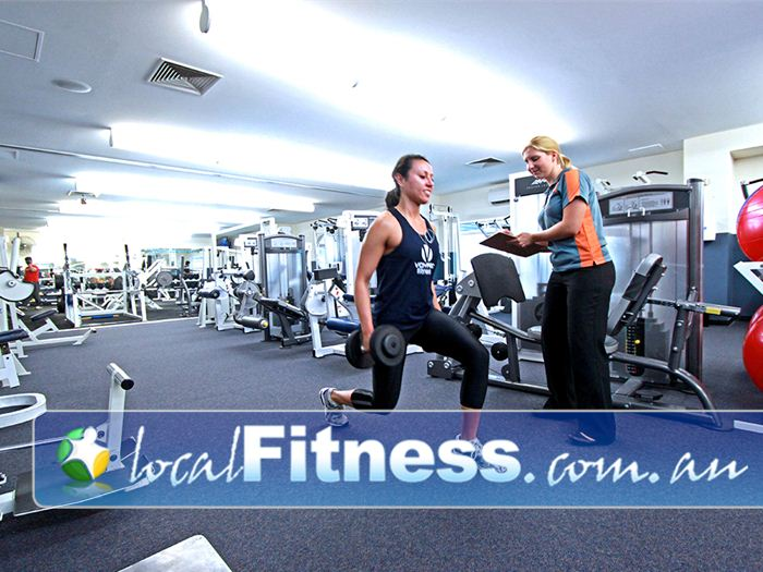 Dandenong Oasis Dandenong Staffed by a team of fitness professionals.