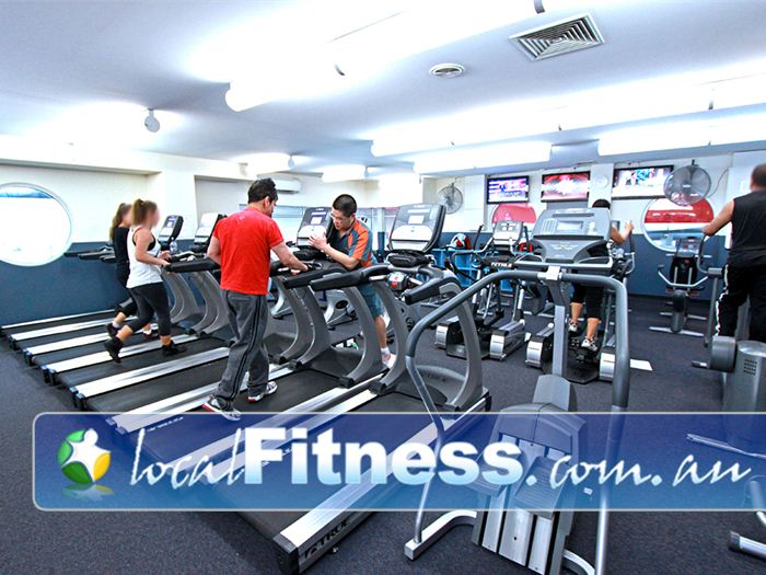 Dandenong Oasis Near Endeavour Hills Our Dandenong gym includes a state of the art cardio area.