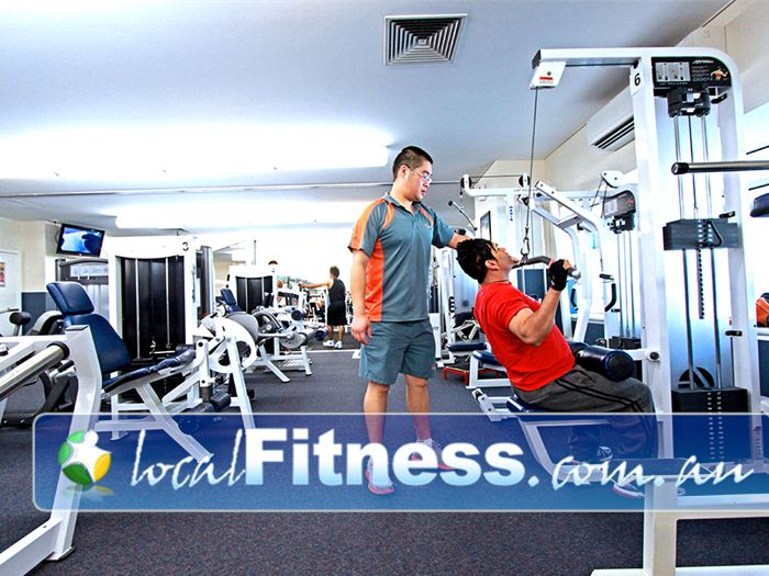 Dandenong Oasis Near Endeavour Hills Fully equipped with state of the art gym equipment.