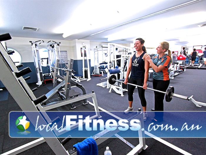 Dandenong Oasis Dandenong One-on-one personal training sessions are designed to give you RESULTS!