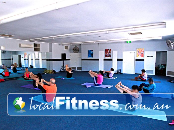 Dandenong Oasis Near Eumemmerring Relaxing classes including Yoga and Dandenong Pilates.