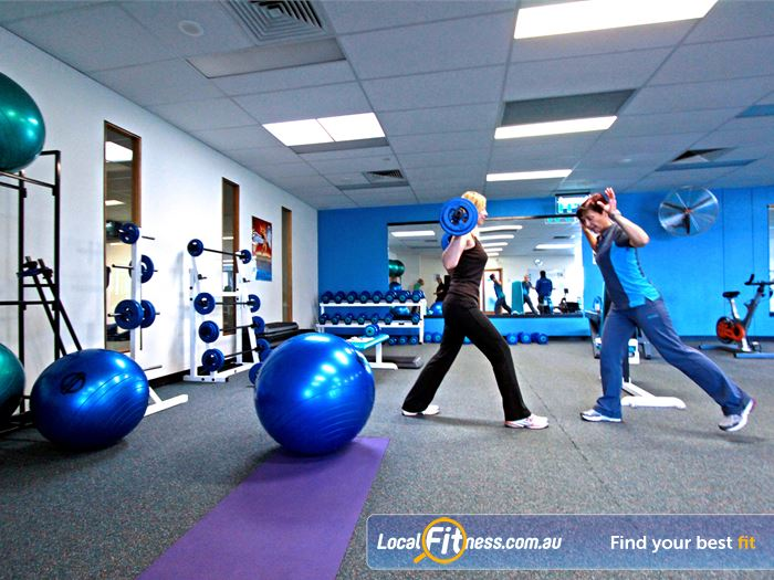 Fernwood Fitness Gym Bella Vista  | Our Fernwood Blacktown women's strength training programs allow