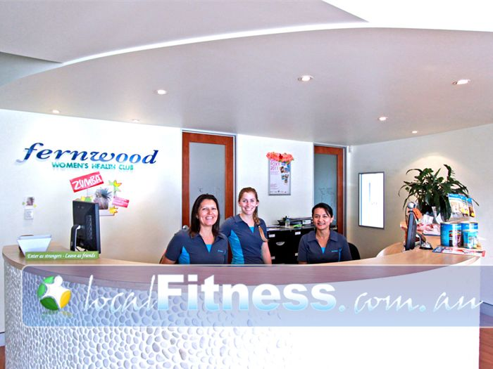 Fernwood Fitness Green Square Alexandria Have peace of mind, our team are experts in exercise for women.