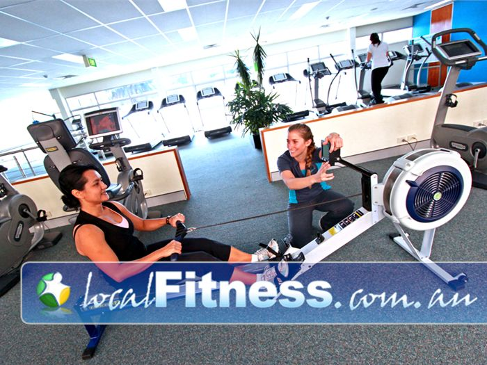 Fernwood Fitness Green Square Alexandria Our Alexandria gym provides indoor rowing facilities in our fun environment.
