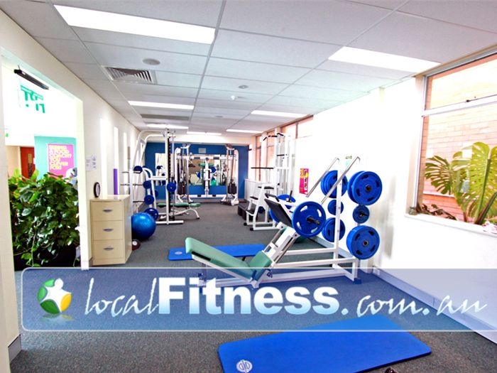 Fernwood Fitness Green Square Near Beaconsfield At our Alexandria gym, enjoy a strength training with our easy to use plate loading machines.