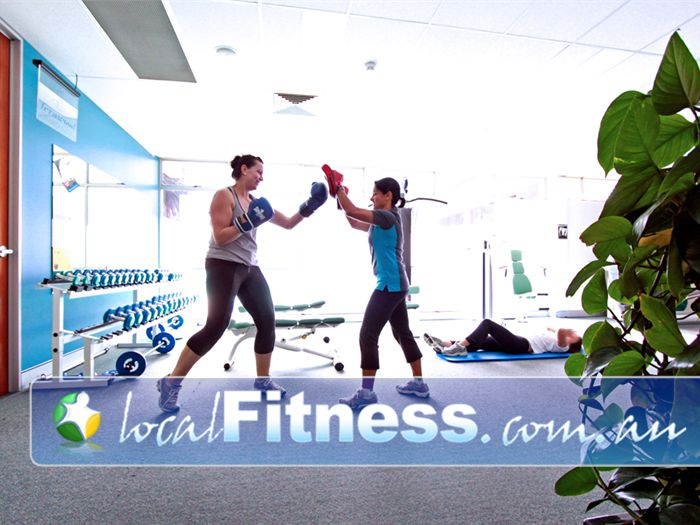 Fernwood Fitness Green Square Near Eveleigh Alexandria gym instructors can incorporate boxing training on our spacious gym floor.