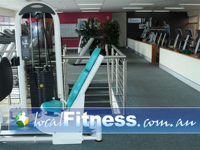 Fernwood Fitness Green Square Gym Roselands    We provide a 2 level state of the
