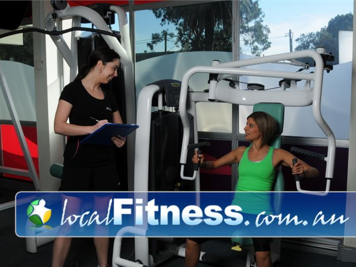 Fernwood Fitness Green Square Gym Potts Point  | Our Alexandria gym team will assist your health