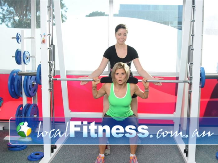Fernwood Fitness Green Square Near Zetland Lose weight and get strong at Fernwood Green Square womens gym.