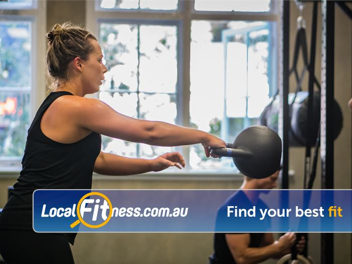 12 Round Fitness South Bank HIIT Brisbane  | Our workouts are designed around functional strength and