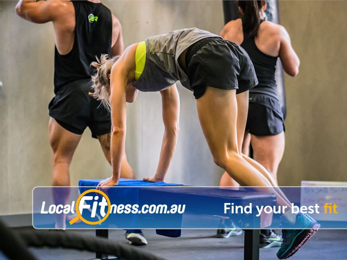 12 Round Fitness South Bank HIIT Brisbane  | Sports based cardio activities will have you training