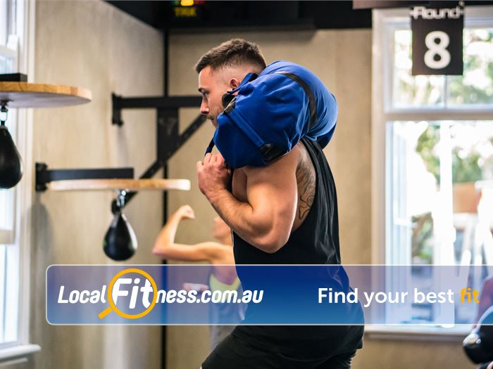 12 Round Fitness South Bank Gym Indooroopilly    Challenge your fitness with functional and HIIT style