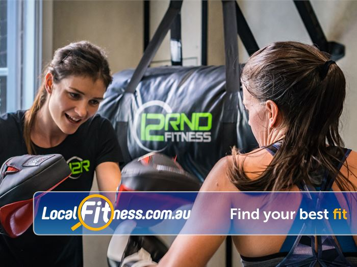 12 Round Fitness South Bank Near West End Expert South Brisbane boxing trainers will be there every step of the way.