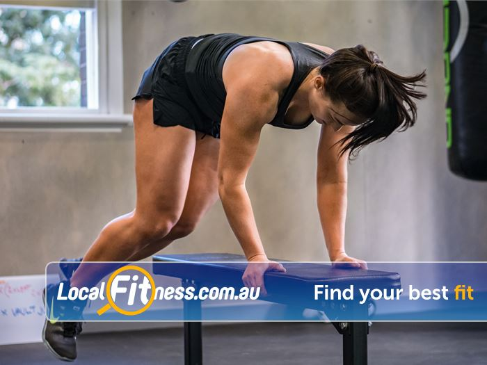 12 Round Fitness South Bank South Brisbane Push each other to maximise your workout.
