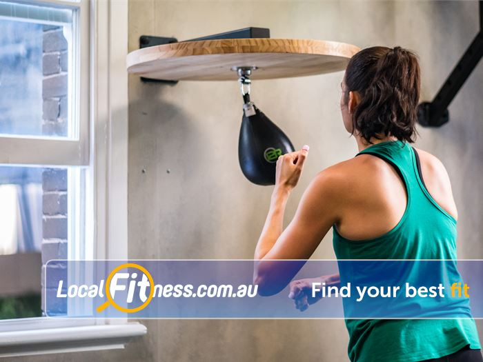 12 Round Fitness South Bank Near Dutton Park South Brisbane boxing is great for women and men of all ages and fitness levels.