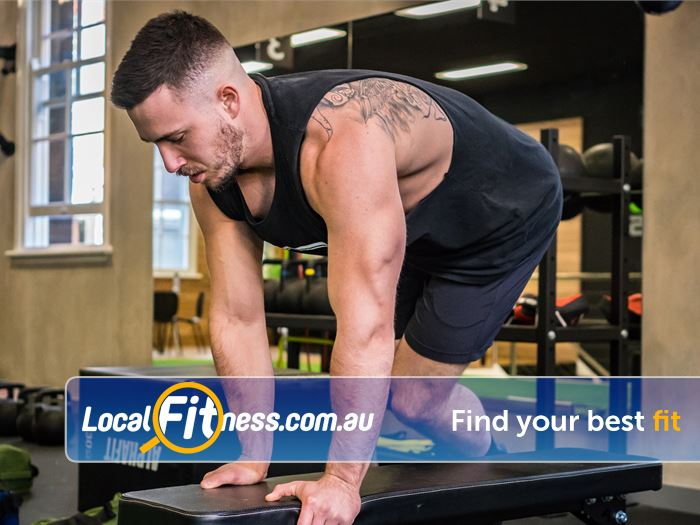 12 Round Fitness South Bank South Brisbane Functional strength training in a HIIT format.