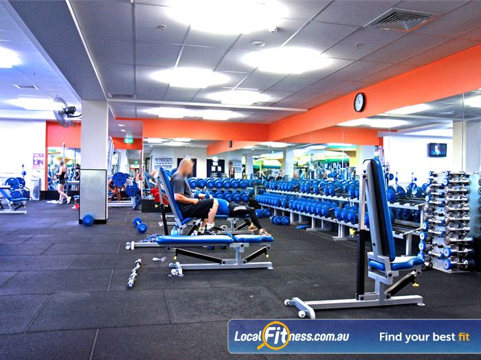 Goodlife Health Clubs Carousel Gym Mount Lawley  | Our Cannington gym includes a comprehensive range of