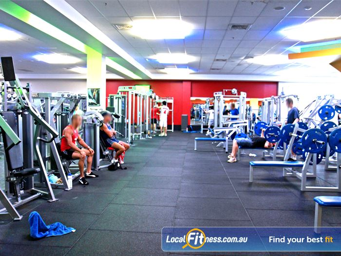 Goodlife Health Clubs Carousel Gym Redcliffe  | The Cannington gym includes an extensive selection of